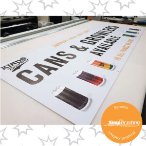 Large Out Door Banner