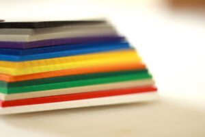 Colour Substrates